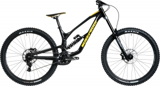 2020 Bicykel Nukeproof Dissent 290 Comp Black-Yellow